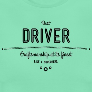 Best driver with diesel in the blood T-Shirts - Women's T-Shirt