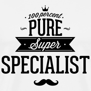To 100% specialist T-Shirts - Men's Premium T-Shirt