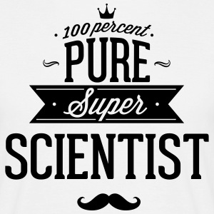 To 100% scientists T-Shirts - Men's T-Shirt
