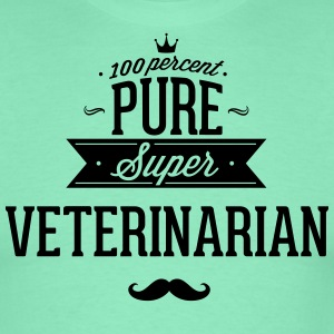 100% super vet T-Shirts - Men's T-Shirt