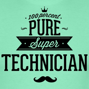 100% best technician T-Shirts - Men's T-Shirt