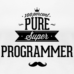 Absolutely pure Super programmers T-Shirts - Women's Premium T-Shirt