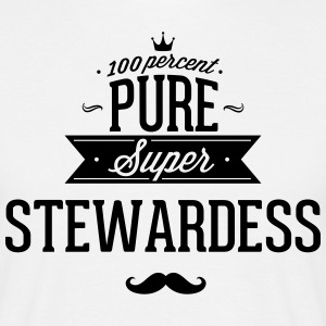 100% super steward T-Shirts - Men's T-Shirt