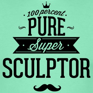 100% sculptor T-Shirts - Men's T-Shirt
