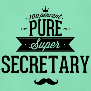 100% super secretaris T-shirts - Vrouwen T-shirt