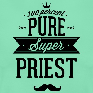 100 procent pure super priester T-shirts - Vrouwen T-shirt