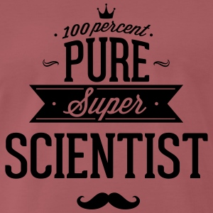 To 100% scientists T-Shirts - Men's Premium T-Shirt