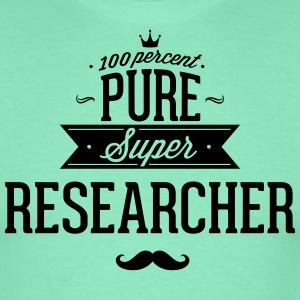 100% researchers T-Shirts - Men's T-Shirt