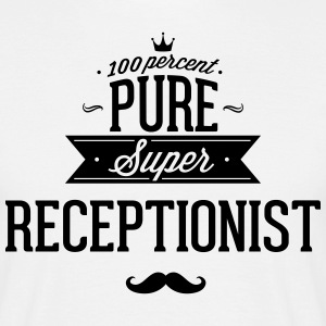 100 percent pure super Portier T-shirts - Herre-T-shirt