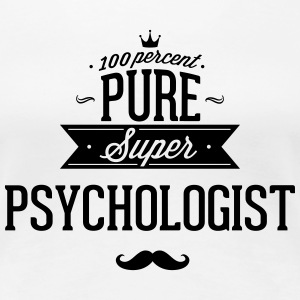 100 percent pure super Psychologe T-Shirts - Women's Premium T-Shirt