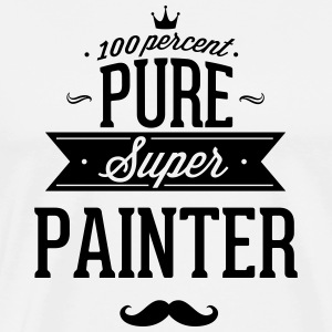 100% super painter T-Shirts - Men's Premium T-Shirt
