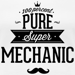 100 Prozent super Mechaniker T-Shirts - Frauen Premium T-Shirt