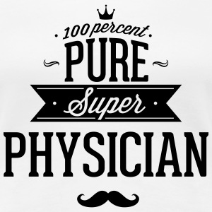 100% Super doctor T-Shirts - Women's Premium T-Shirt