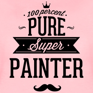 100% super painter T-Shirts - Women's Premium T-Shirt