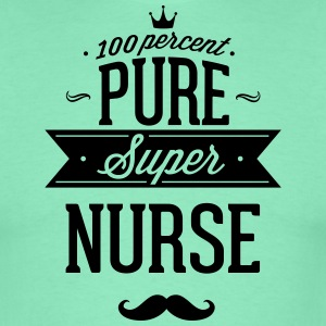 100% super nurse T-Shirts - Men's T-Shirt