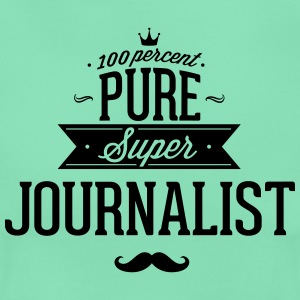 100 procent journalist T-shirts - Dame-T-shirt