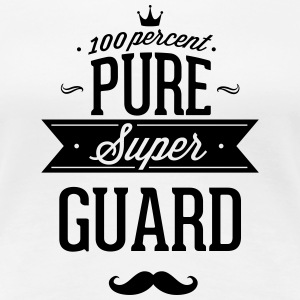 100% super guard T-shirts - Vrouwen Premium T-shirt