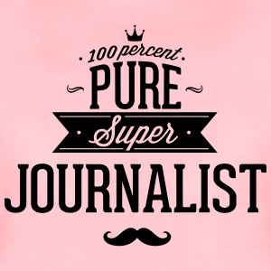 100 percent journalist T-Shirts - Women's Premium T-Shirt