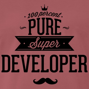 100 percent developers T-Shirts - Men's Premium T-Shirt