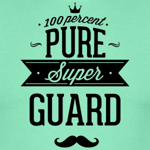 100% super vagt T-shirts - Herre-T-shirt