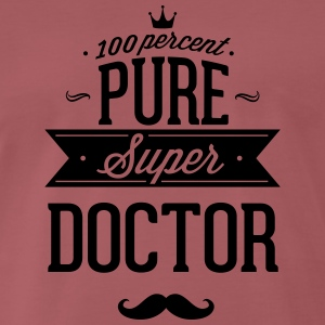 100% doctor T-Shirts - Men's Premium T-Shirt