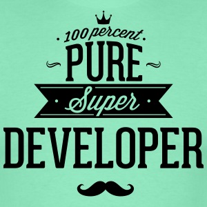 100 percent developers T-Shirts - Men's T-Shirt