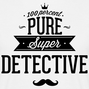 100 percent detective T-Shirts - Men's T-Shirt