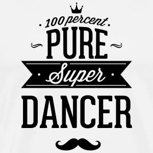 100 percent dancers T-Shirts - Men's Premium T-Shirt