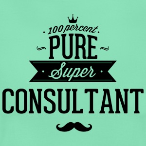 100 procent consultants T-shirts - Vrouwen T-shirt