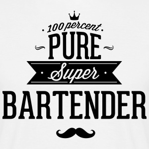 100 procent barman T-shirts - Mannen T-shirt