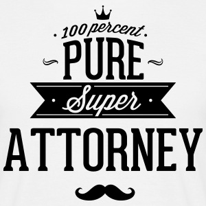 100% Super lawyer T-Shirts - Men's T-Shirt