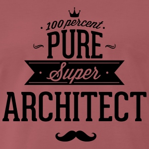 100 percent pure super architect T-Shirts - Men's Premium T-Shirt