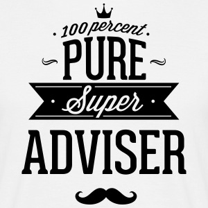 100% Super supervisor T-Shirts - Men's T-Shirt
