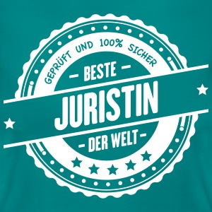 Beste Juristin T-Shirts - Frauen T-Shirt