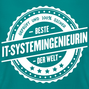 Best IT-Systemingenieurin T-Shirts - Frauen T-Shirt