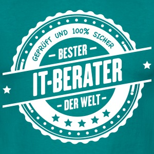 Bester IT-Berater T-Shirts - Männer T-Shirt
