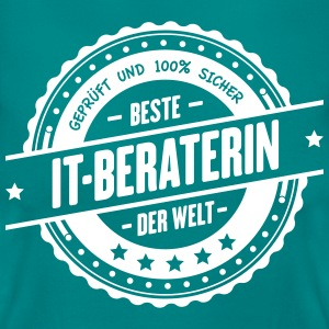 Beste IT-Beraterin T-Shirts - Frauen T-Shirt