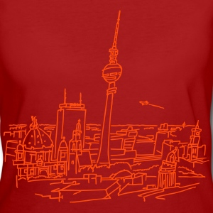 Panorama of Berlin T-Shirts - Women's Organic T-shirt