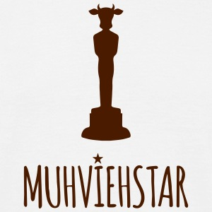 Muhvieh-STAR EDITION - Männer T-Shirt