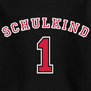 Schulkind New College Style 2C T-Shirts - Kinder T-Shirt