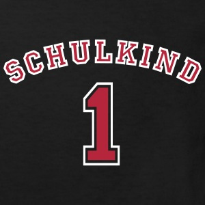 Schulkind New College Style 2C T-Shirts - Kinder Bio-T-Shirt