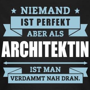 Funshirt Architektin T-Shirts - Frauen T-Shirt