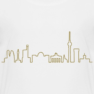 Skyline Berlin T-Shirts - Teenager Premium T-Shirt