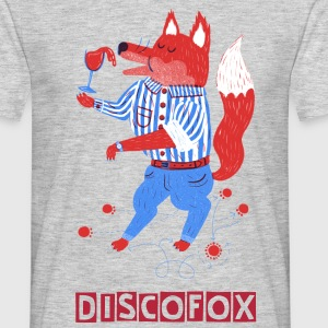 Discofox - Men's T-Shirt