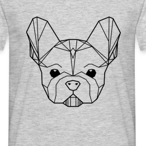 French Bulldog - Männer T-Shirt