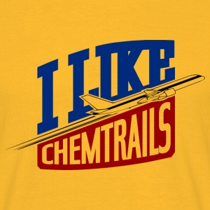 I Like Chemtrails Tee shirts - T-shirt Homme