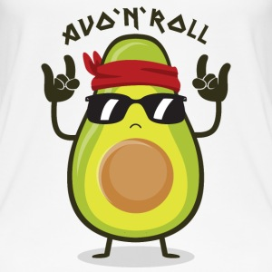 Avo n roll Tops - Camiseta de tirantes orgánica mujer