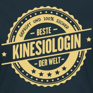 Beste Kinesiologin T-Shirts - Frauen T-Shirt