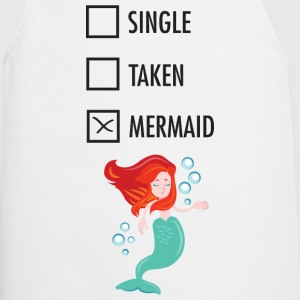 Single Taken Mermaid  Aprons - Cooking Apron