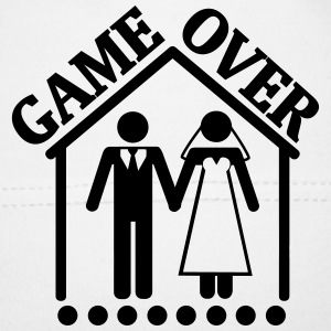 THE GAMES ARE OVER – IT IS MARRIED! Baby Cap - Baby Cap